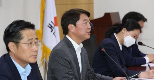 """민주당 비판한 安 """"윤미향 윤리특위 제소를"""""""